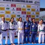 Ação de Divulgação Desafio Brasil x Cuba de Judo