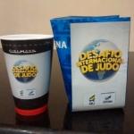 Ação de Apresentação do Desafio Brasil x Cuba de Judo
